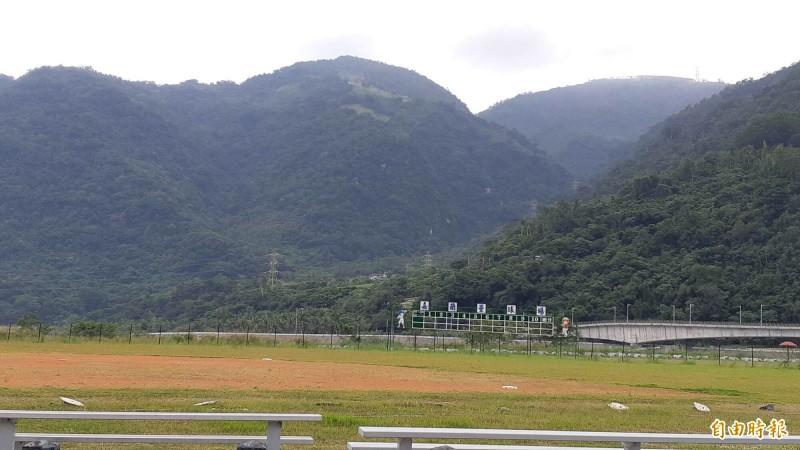 台東最美星空音樂會本週六將在嘉蘭壘球場舉辦。(記者黃明堂攝)