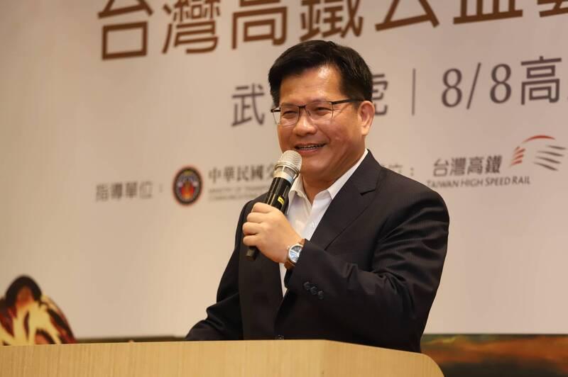 徐永明300萬借貸是向林佳龍借?交通部長辦公室發聲明表示,這是不實的傳聞及臆測。(資料照,交通部提供)
