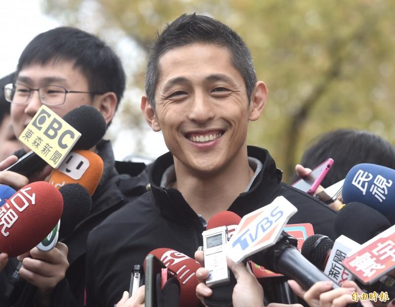 民進黨新境界文教基金會副執行長吳怡農傳出新戀情。(資料照)