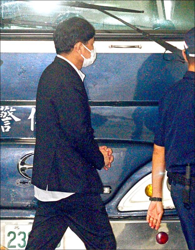 無黨籍立委趙正宇涉嫌向兩家殯葬業者索賄千萬元,確定羈押禁見二個月。(資料照)