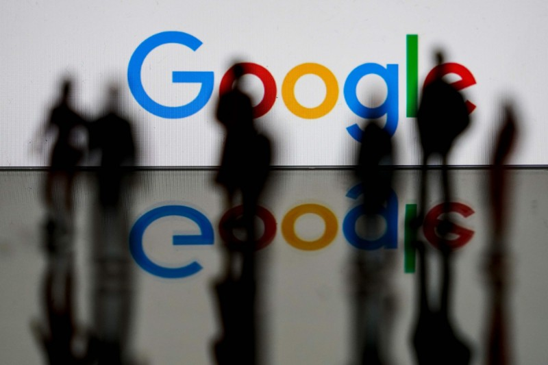《華盛頓郵報》報導,對於港府的索取資料請求,Google未來將等同於中國處理。(法新社)