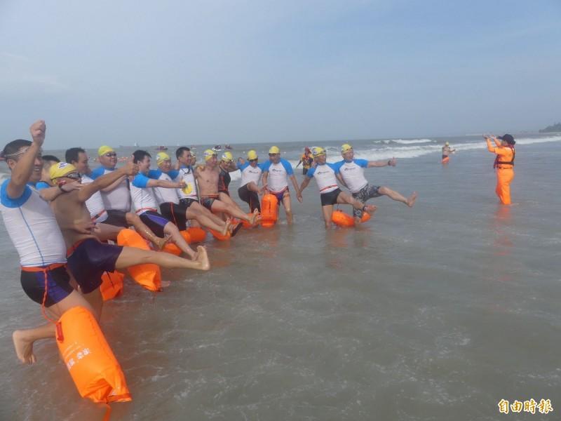 金門2020搶灘料羅灣活動將於16日在82據點登場。(資料照,記者吳正庭攝)