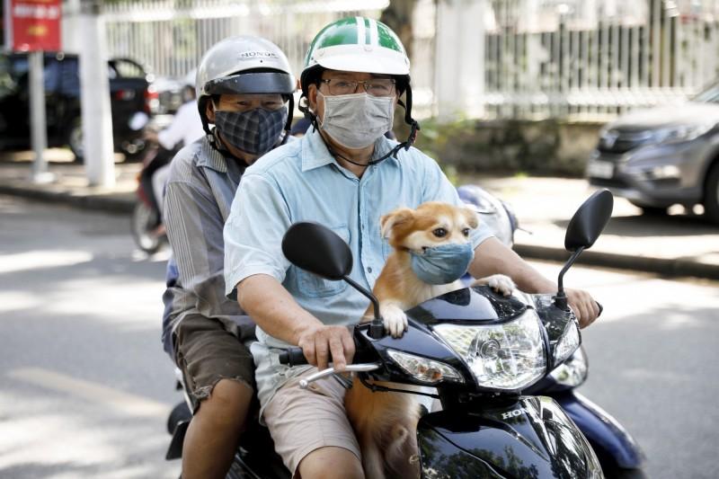 越南本日增加11例確診,另有1人因病不幸身亡。圖為河內一景。(歐新社)