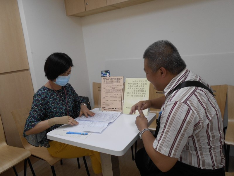 武漢肺炎疫情衝擊各行各業,今年截至7月31日,台北市勞資爭議調解案件數已達3226件,比去年同期增15%。(北市勞動局提供)