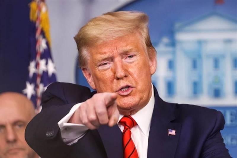 美國學者認為,世界各國應組成以美國主導的「經濟北約」來對抗中國的經濟施壓。圖為美國總統川普。(路透資料照)