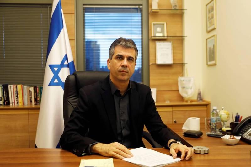 以色列情報部長科恩表示,未來將持續與波斯灣國家建立關係,並提到,巴林或阿曼可能會是下一個完成協議的國家。(路透資料照)