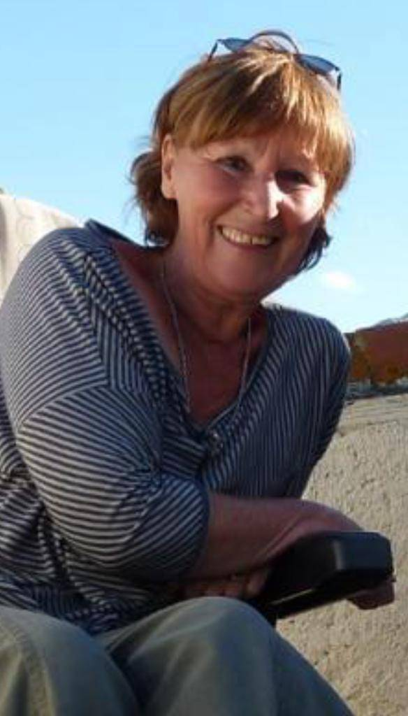 Ian Cameron的推特上面有提到關於退休女教師羅賓遜的話題。(擷自Ian Cameron的推特)