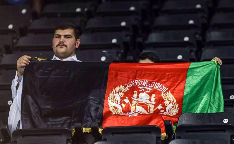 8月19日是阿富汗獨立紀念日。(法新社)