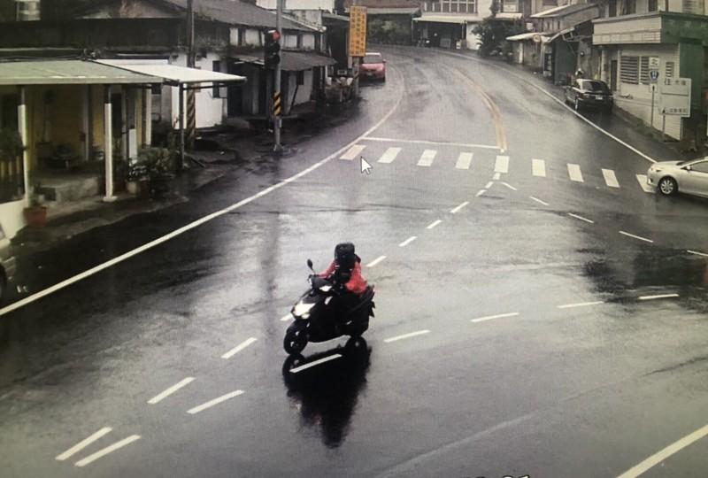 統一獅工讀生 小黑 最後身影曝 從花蓮騎機車回台南途中摔大排亡 社會 自由時報電子報