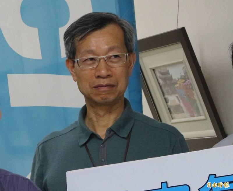 葉彥伯(見圖)被起底是「社團法人台灣篩檢學會」理事長。(資料照)