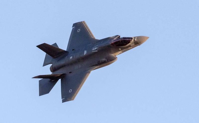 在美國的斡旋下,以色列與阿拉伯聯合大公國8月13日宣布雙邊關係正常化,現有消息傳出,美國以此為條件,考慮向阿聯出售F-35戰機,但遭以色列反對。(法新社)