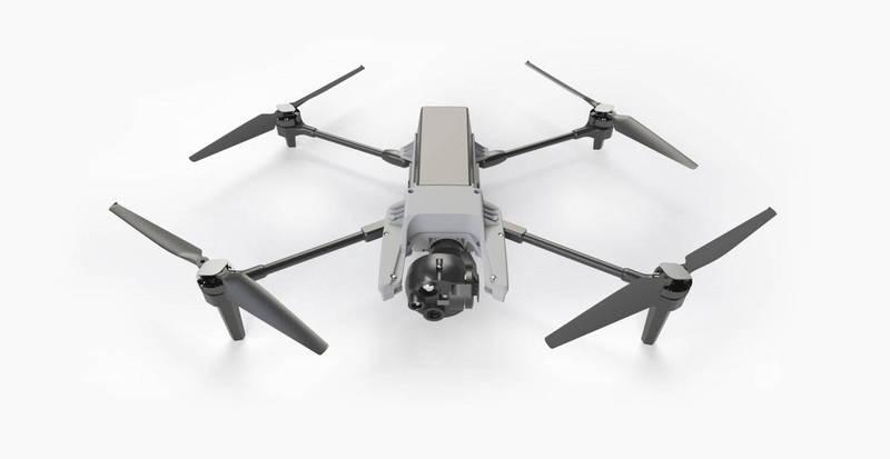 美國國防部創新部門20日宣佈,批准美國聯邦政府向5家美國公司採購小型無人機,圖為ION M440小型無人機。( 擷取自Altavian官網)