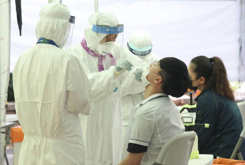 南韓實習醫生今日起發動無限期罷診。示意圖。(歐新社)