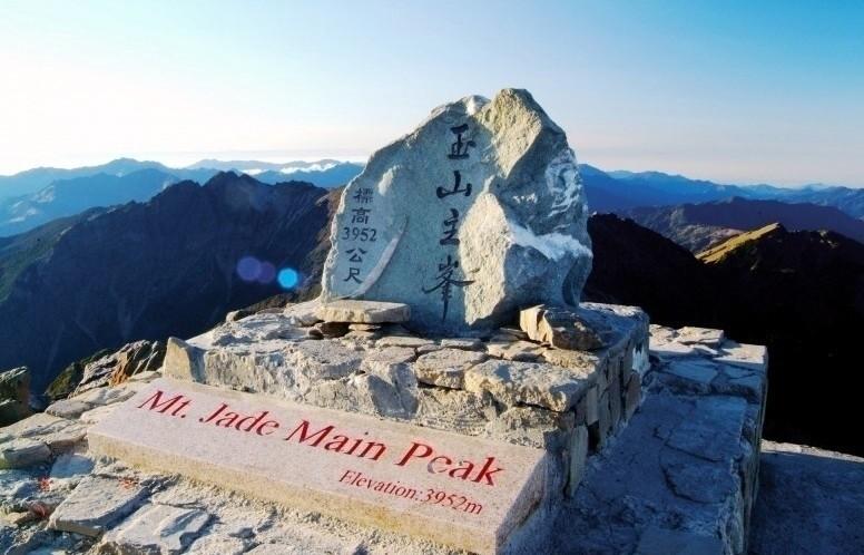 玉山主峰線是國人最愛的登山路線之一。(玉管處提供)