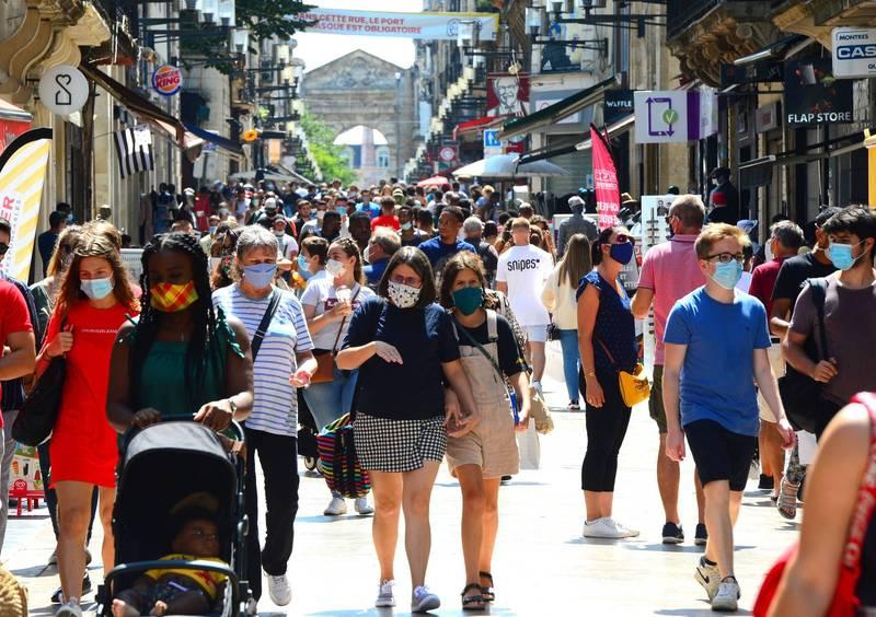 武漢肺炎全球確診已超過2270萬例。(法新社)
