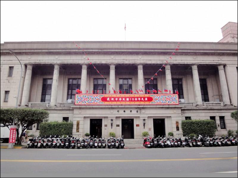 根據審計部最新的中央政府總決算審核報告,十八趴優存積欠台灣銀行的差額利息,去年底仍達一六三.五億元,較前年增加二.五億元,新北市及高雄市政府連四年未還,共計一三七.七億元。(資料照)