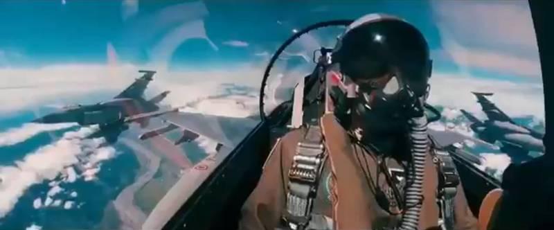 國防部23日發布短片宣示國軍能戰、敢戰、善戰,有信心與能力迫使敵人犯台失敗,「戰到最後一兵一卒」。(擷自影片)