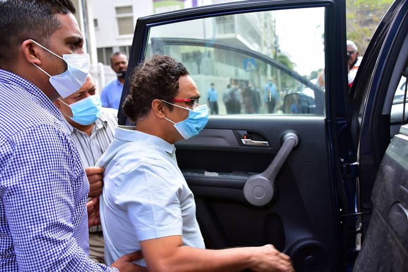 印度籍船長在接受審訊後承認,偏離航道向模里西斯近海接近,是為了用斯里蘭卡船員的SIM卡連網。(美聯社)
