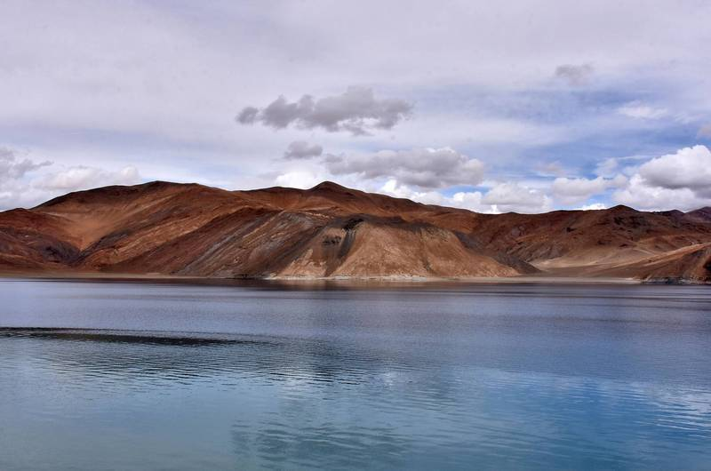 共軍此次在班公錯湖落敗,被印軍突進4公里。(路透檔案照)