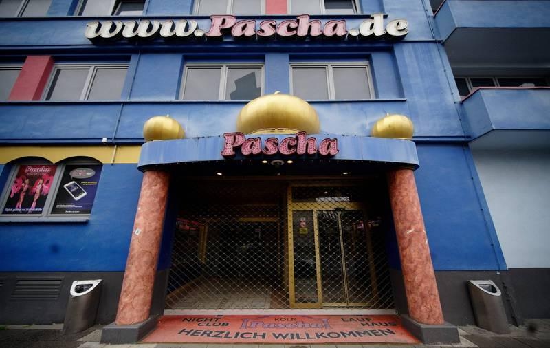 歐洲最大妓院之一、位於德國科隆的Pascha,由於受到武漢肺炎(新型冠狀病毒病,COVID-19)疫情影響,已著手申請破產。(美聯社)