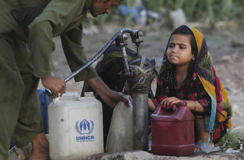 研究預估2050年全球將有12億人無家可歸。示意圖。(美聯社)