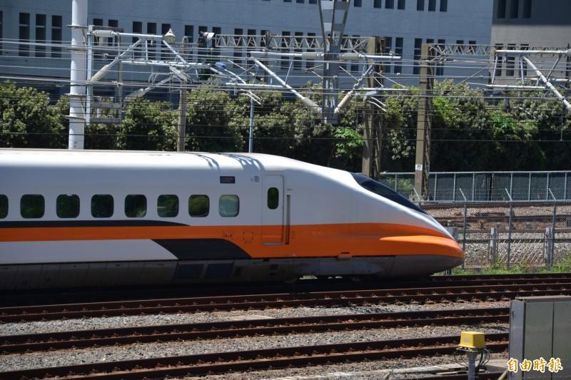 高鐵延伸屏東可行性仍未核定。(資料照)