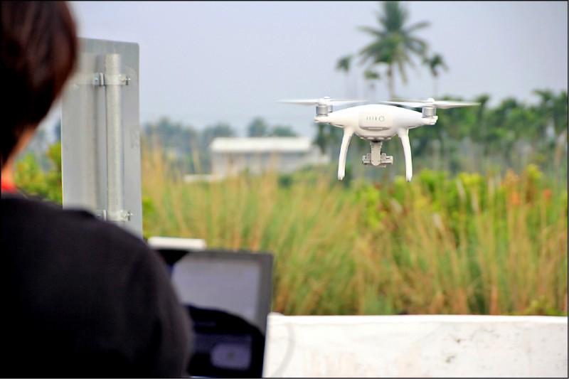 法務部擬制「科技偵查法」,授權辦案人員可合法利用GPS、空拍機、無人機、紅外線熱像儀等科技工具辦案。(資料照)