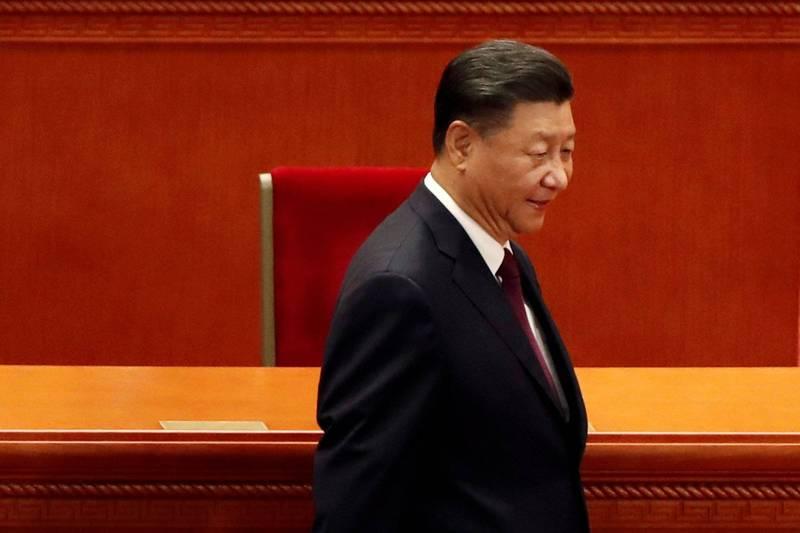 中國國家主席習近平與歐盟主要領導人下週一舉行視訊峰會前夕,歐盟研究機構的報告顯示,歐洲出現對北京越來越警惕的新共識,並日益擔憂中國在海外的強硬態度及侵犯人權的行為。(路透)