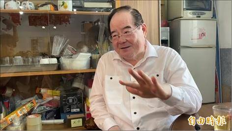 國民黨秘書長李乾龍。(資料照)