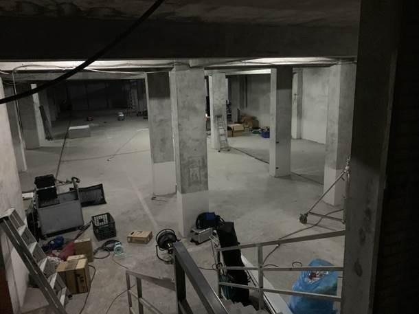 台北市中山區中山北路2段59巷內一民宅地下室9月13日傳出多人一氧化碳中毒。(勞動局提供)