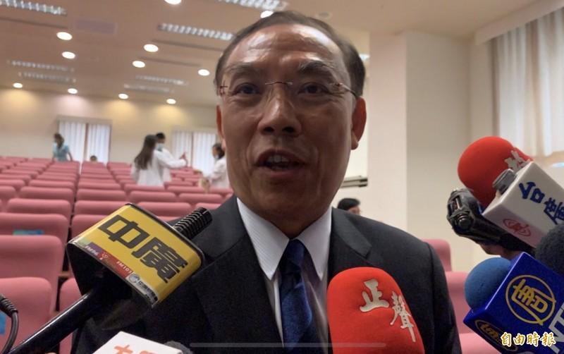 台中新任政風處長被卡 法務部長:他不是來找麻煩的
