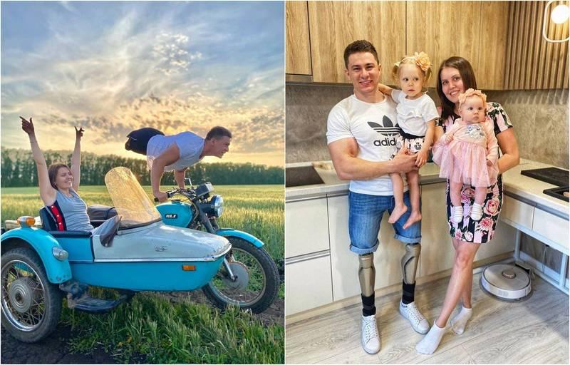 納比耶夫經常在IG刊出與家人的合照。(圖擷自納比耶夫IG)
