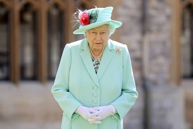 加勒比海島國巴貝多今日表示,該國希望取消英國女王伊麗莎白二世(見圖)的國家元首地位,成為一個共和國。(法新社)