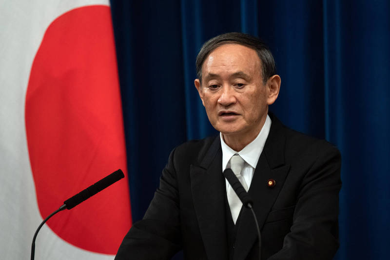 日首相賞櫻會遭非議 菅義偉上任宣布不辦了