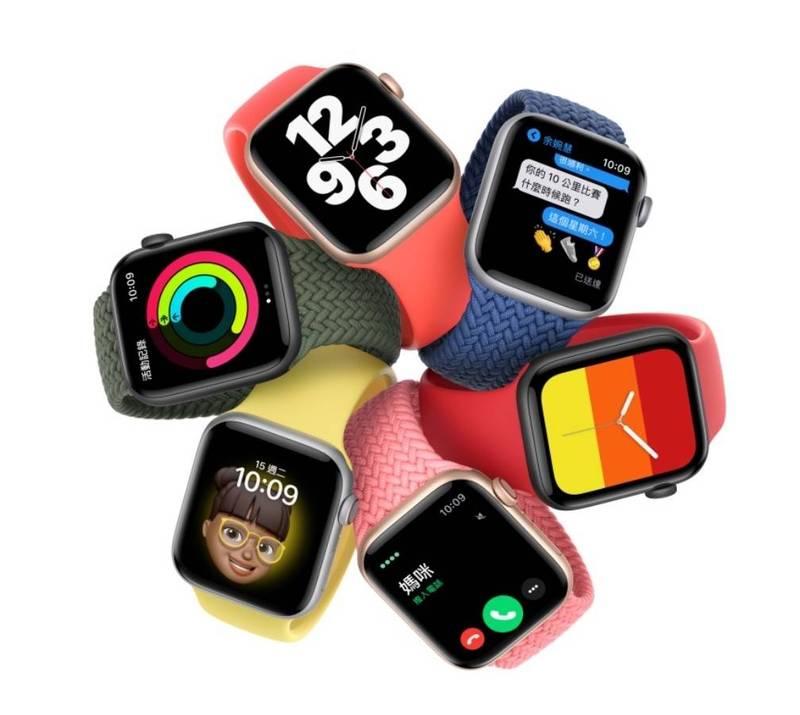 食藥署表示,Apple Watch三大醫材功能血氧、心電圖、心律偵測,目前只有「心電圖」1項被核准。(翻攝官網)