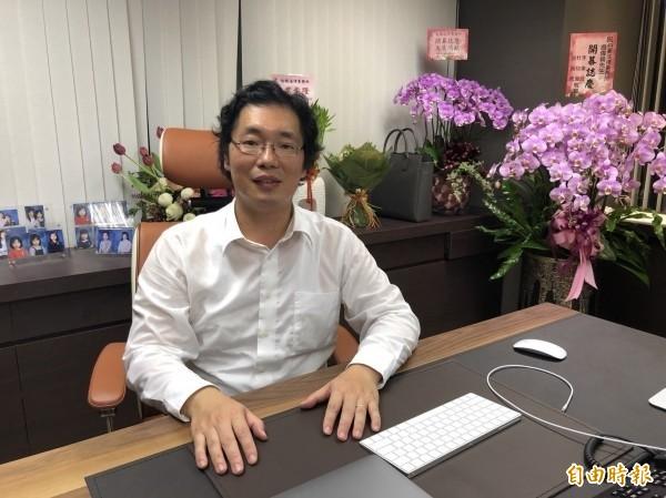 劉丞浩委任律師是郭力菁及陳怡榮,該律師事務所所長翁偉倫今強調:「我們無幫無派」。(資料照)