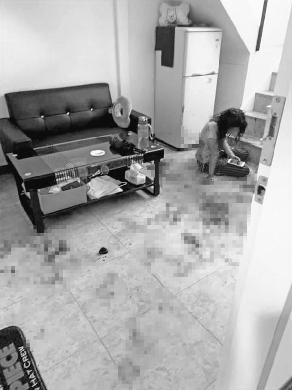 幫房客查看漏水 孕婦遭刺10餘刀