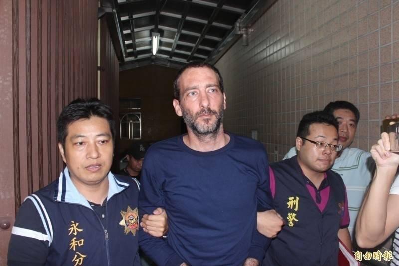 孫武生(圖)被控是加拿大籍男子顏柏萊分屍案主嫌,高院合議庭近日裁定他延押2月。(資料照)