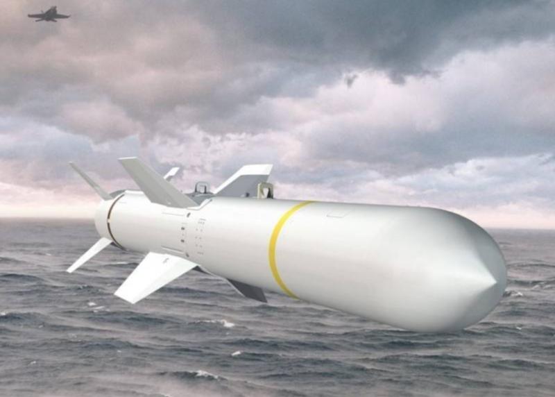 台海軍情》魚叉SLAM-ER空對地飛彈1枚300萬美金 專家:實屬睿招