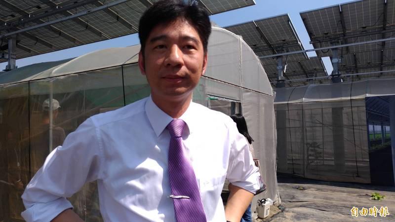 企劃處長蔡昇甫將調升為農田水利署署長,10月1日生效。(資料照)