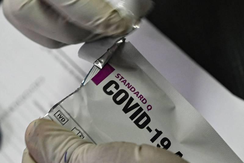 泰博武漢肺炎病毒抗體快篩獲TFDA製造許可 後續爭取外銷