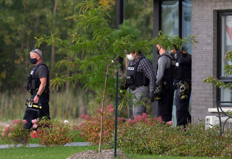 美國執法官員日前攔截1個寄給白宮、內含蓖麻毒素的信封,據稱可能從加拿大寄出,兩國相關單位合力調查。(路透)