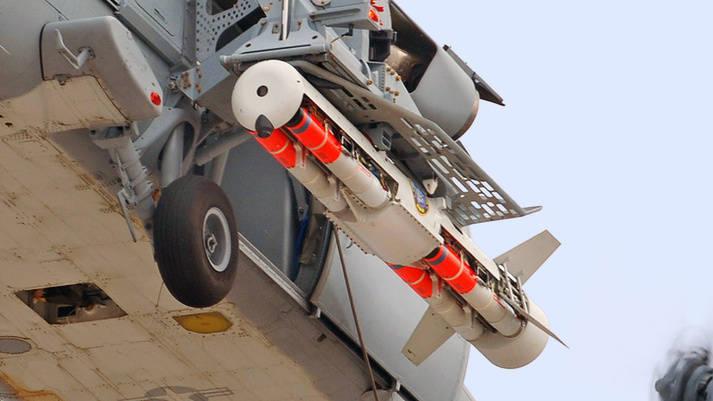 美海軍持續向BAE採購射水魚水雷排除器。(圖片取自BAE Systems官方網站)