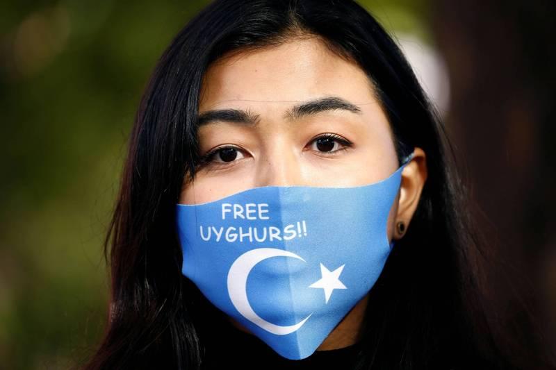 中國政府遭指控對維吾爾族實施絕育政策。示意圖,非當事人。(路透)