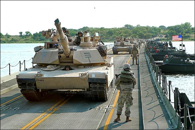 美國陸軍「軍事評論雙月刊」指出,若想維持捍衛台灣主權的承諾,美國就須考慮重新在台部署地面部隊。(取自美國陸軍臉書)
