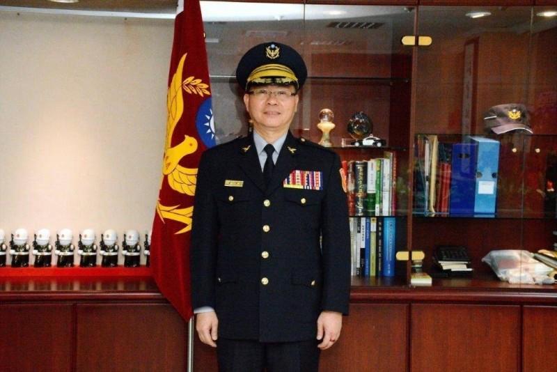 警政署主任秘書方仰寧。(記者邱俊福翻攝)