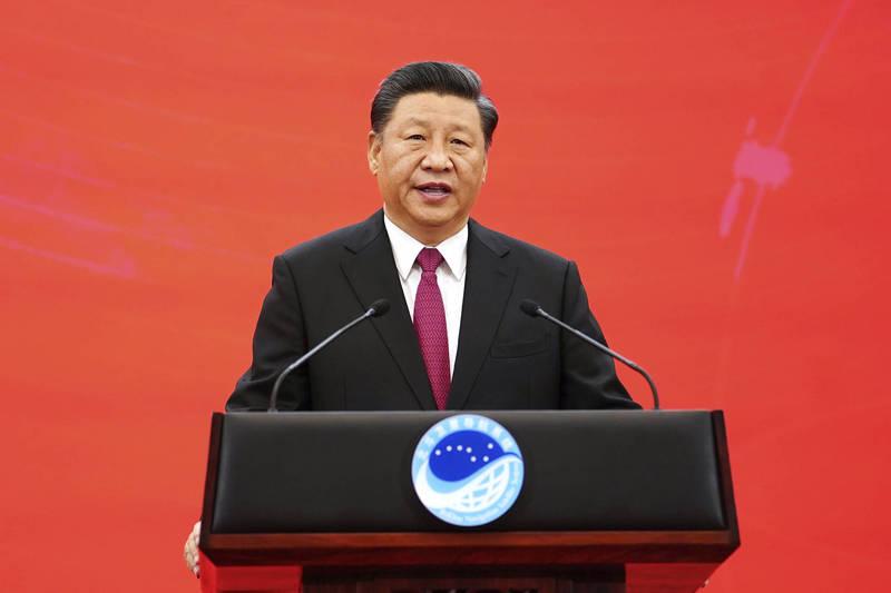 中國國家主席習近平22日在聯合國大會上表示,中國2060年要達到「碳中和」目標。不過,有專家提醒,與其講這麼久遠的目標,應該先試著減少碳排放量,不要在2030年前達到最高峰。(美聯社資料照)