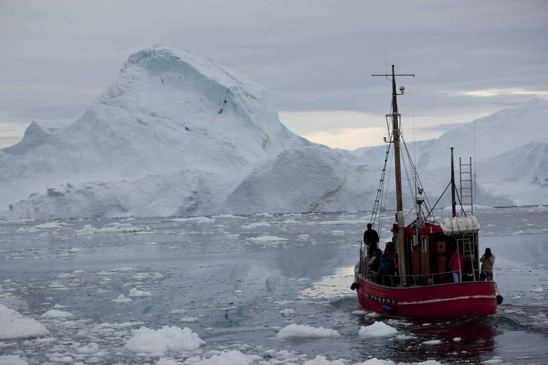 世界氣象組織(WMO)確認發現北半球最低溫紀錄,大約30年前在格陵蘭測得-69.6°C。(美聯社)
