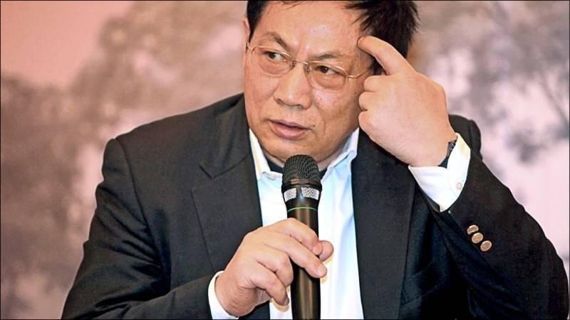 中國前華遠集團董事長、知名紅二代任志強。(圖取自網路)