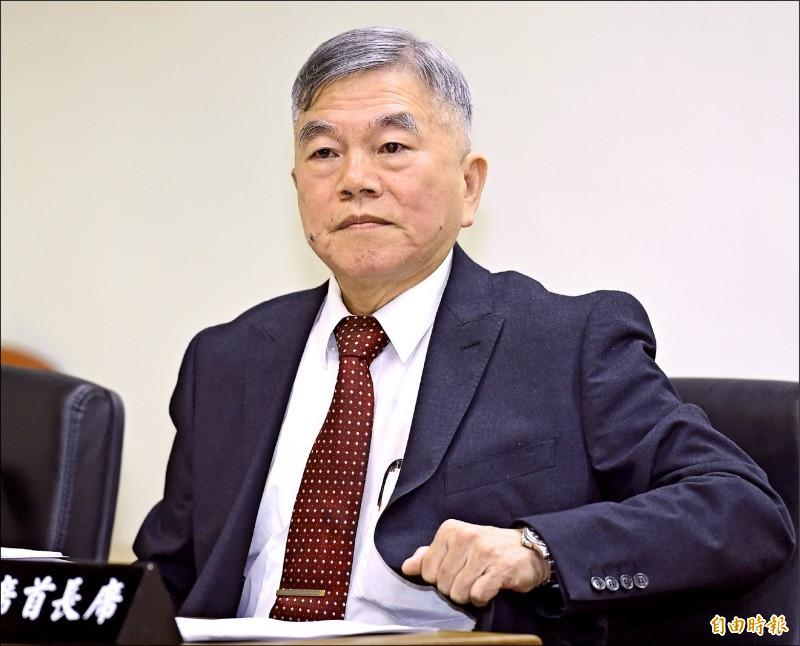 行政院副院長沈榮津主持穩定物價小組會議,政院消保處會中表示,今年月餅有二成三上漲。圖為資料照。(記者李欣芳攝)